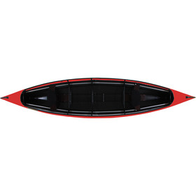 Triton advanced Canoe - Barca - rojo/negro